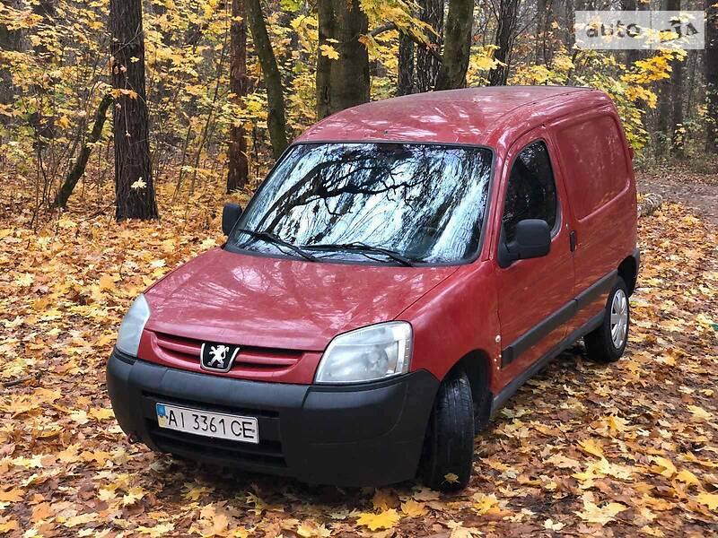 Peugeot Partner груз. 2006 в Киеве
