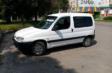 Легковой фургон (до 1,5 т) Peugeot Partner груз. 2002 в Гадяче