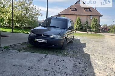 Легковий фургон (до 1,5т) Peugeot Partner груз. 1998 в Тячеві
