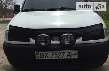 Peugeot Partner пасс. груз-пас.  2001