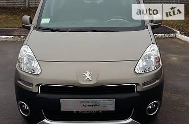Peugeot Partner пасс.  2015