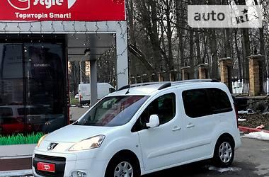 Peugeot Partner пасс.  2011