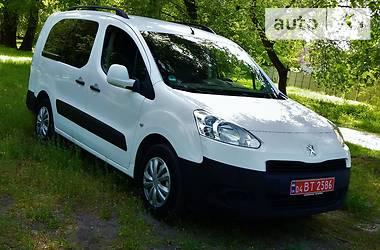 Peugeot Partner пасс. LONG - MAXI
