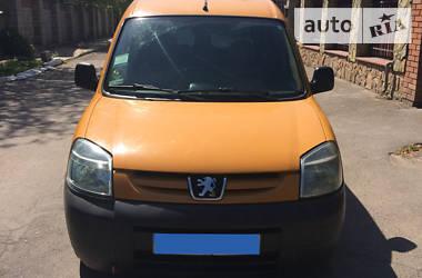 Peugeot Partner пасс. 2007 в Ровно