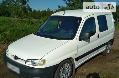 Peugeot Partner пасс. 2001 в Львове