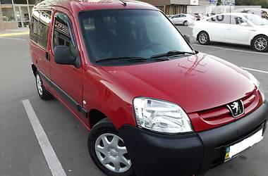 Peugeot Partner пасс. 2003 в Николаеве