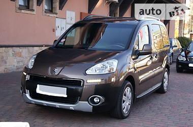 Peugeot Partner пасс. 2013 в Львове