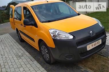 Peugeot Partner пасс. 2013 в Стрые