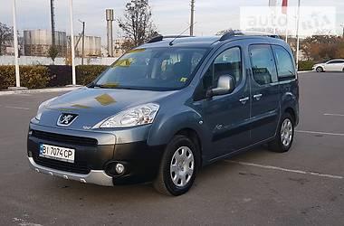 Peugeot Partner пасс. 2011 в Полтаве