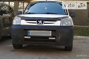 Peugeot Partner пасс. 2004 в Виннице