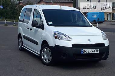 Peugeot Partner пасс. 2014 в Дубні