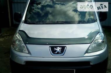 Peugeot Partner пасс. 2009 в Селидово