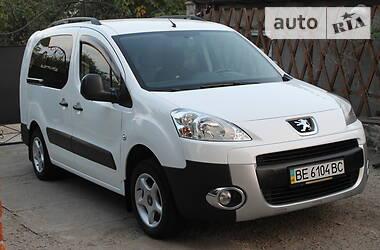 Peugeot Partner пасс. 2009 в Первомайске