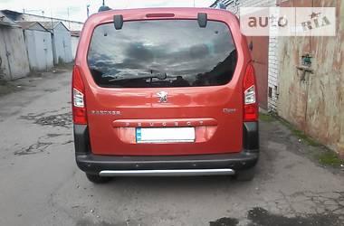 Peugeot Partner пасс. 2008 в Луцке