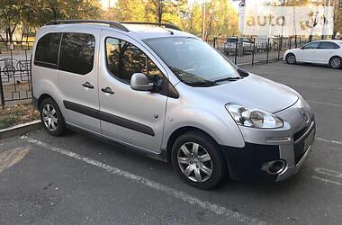 Peugeot Partner пасс. 2013 в Киеве