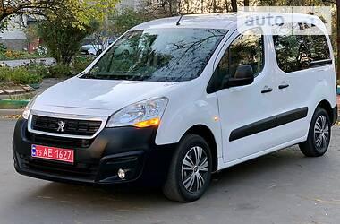 Peugeot Partner пасс. 2017 в Днепре