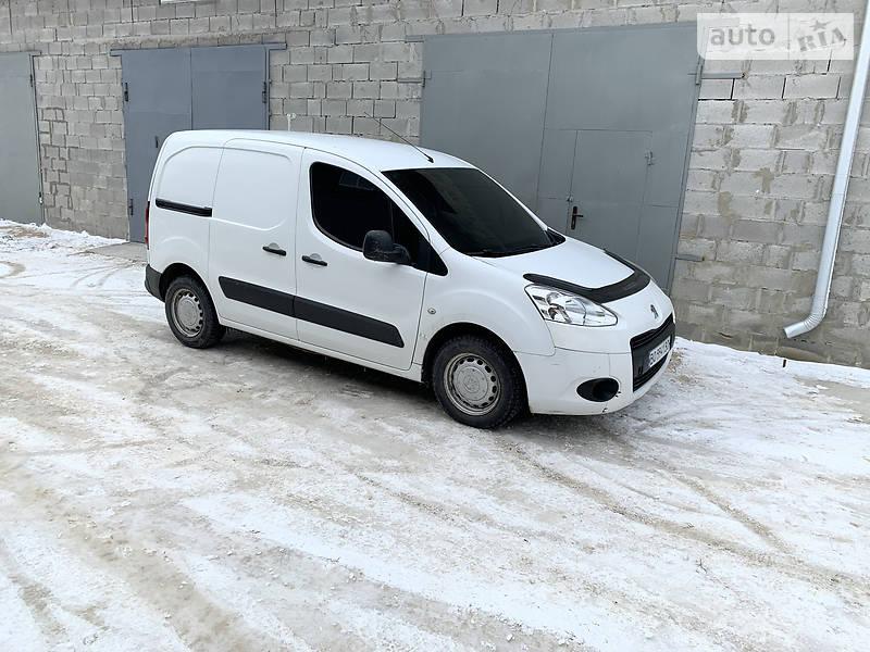 Peugeot Partner пасс. 1,6HDI