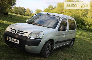 Peugeot Partner пасс. 2005 в Хмельницком