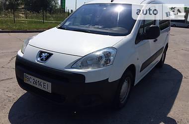 Peugeot Partner пасс. 2009 в Городке