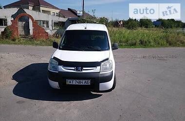 Peugeot Partner пасс. 2005 в Дрогобыче