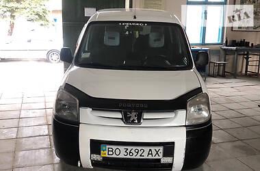 Peugeot Partner пасс. 2008 в Збараже