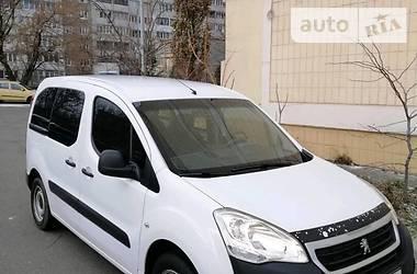 Peugeot Partner пасс. 2017 в Киеве