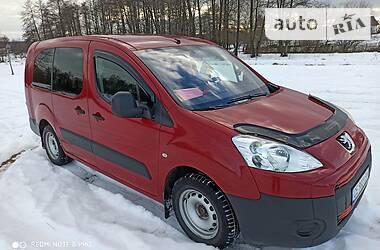 Peugeot Partner пасс. 2009 в Глыбокой