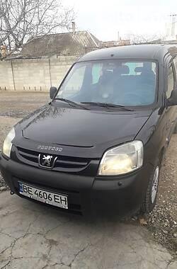 Peugeot Partner пасс. 2004 в Николаеве