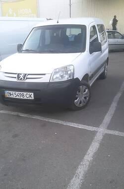 Легковой фургон (до 1,5 т) Peugeot Partner пасс. 2005 в Одессе