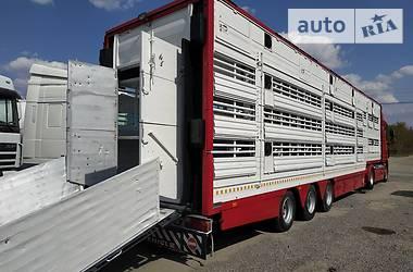 Для перевозки животных - полуприцеп Pezzaioli SCT 2000 в Виннице