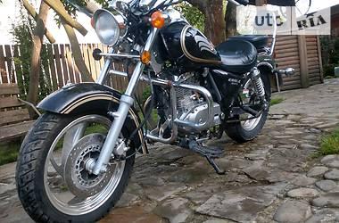Мотоцикл Чоппер Pioneer XF200GY-B 2012 в Ивано-Франковске