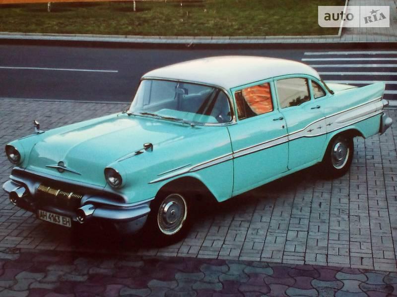 Pontiac Strato Chief 1957 року