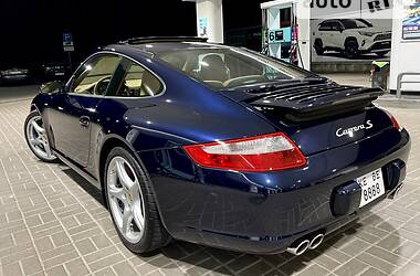 Купе Porsche 911 2008 в Киеве