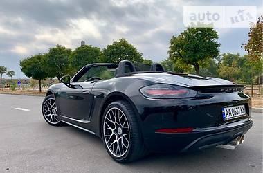 Porsche Boxster 2017 в Киеве