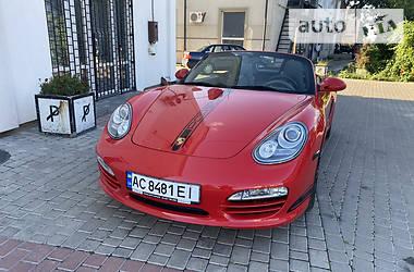 Кабриолет Porsche Boxster 2011 в Луцке