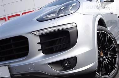 Porsche Cayenne 4.2d PlatinumEdition 2016