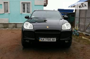 Porsche Cayenne Turbo 2005