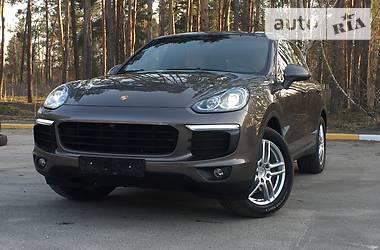 Porsche Cayenne 2015 в Києві