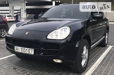 Porsche Cayenne 2004 в Киеве