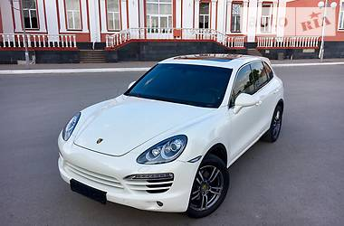 Porsche Cayenne 2013 в Виннице
