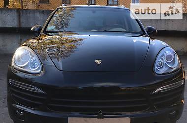 Porsche Cayenne 2013 в Краматорске