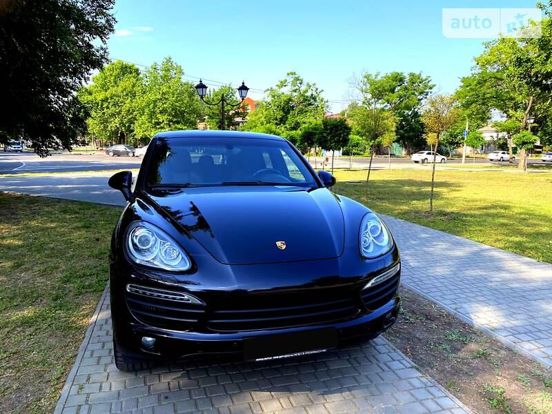 Porsche Cayenne 2013 в Николаеве