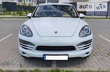 Porsche Cayenne 2013 в Ивано-Франковске