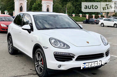 Porsche Cayenne 2013 в Белой Церкви