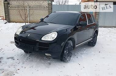 Porsche Cayenne 2003 в Харькове