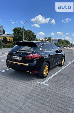 Внедорожник / Кроссовер Porsche Cayenne 2010 в Житомире