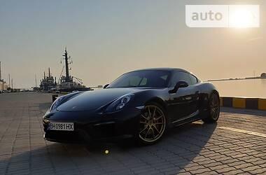 Porsche Cayman 2015 в Одессе