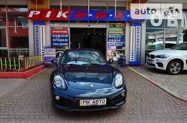 Porsche Cayman 2015 в Львові