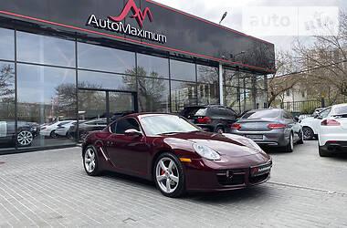 Купе Porsche Cayman 2007 в Одессе