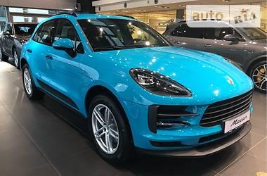 Porsche Macan 2018 в Києві